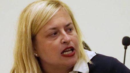 L'ex sindaco Silvia Magnani