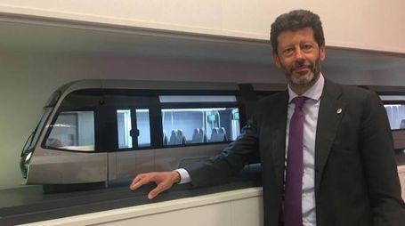 Giuseppe Marino, group coo di Hitachi Rail