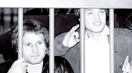 Renato Vallanzasca e Antonio Colia