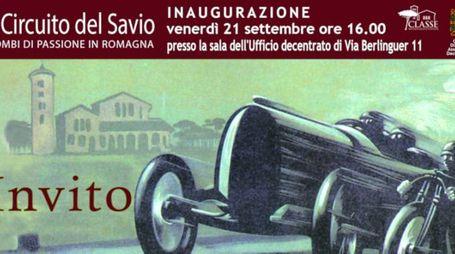 La mostra 'Il circuito del Savio. Rombi di passione in Romagna'