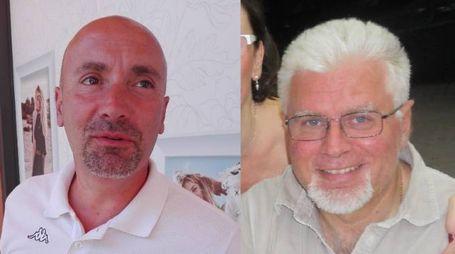 Filippo Bagni e Piero Bruni