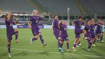Grande vittoria per la Fiorentina Women's (Fotocronache Germogli)