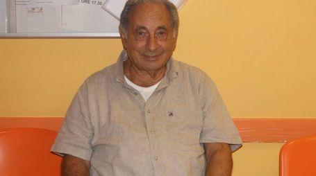 Enzo Giovacchini, 73 anni di Lamporecchio, salvato dal personale della Casa della Salute