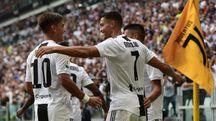 Dybala e Ronaldo: i due saranno titolari a Frosinone