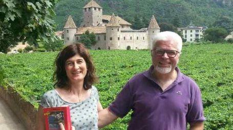 Piero Bruni insieme alla moglie Monica