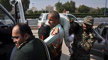 Iran, spari alla parata militare (Ansa)
