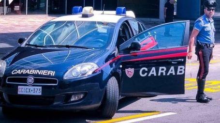 Prese di mira le auto dei carabinieri di Aulla (foto d'archivio)