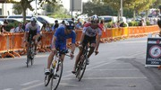 L'Ironman a Cervia (foto Zani)