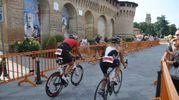 Ironman, bicicletta (foto Frasca)