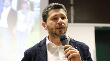 Il segretario Simone Giglioli