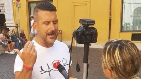 Il coordinatore dei comitati terremoto Centro Italia Francesco Pastorella