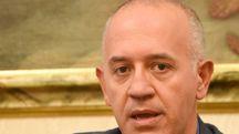 Il sindaco Ciarapica