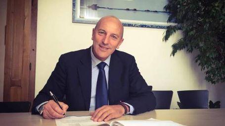L'assessore alla Municipale Fausto Turbanti