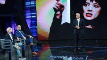 Jimmy Bennett ospite di Massimo Giletti a Non è l'Arena (Ansa)