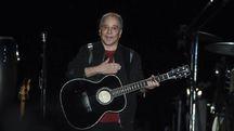 Paul Simon, il suo ultimo concerto (Ansa)
