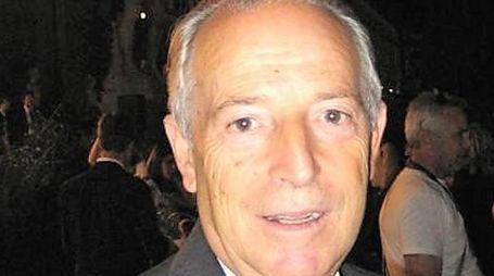 Luciano Bonacchi, il presidente del Volley Aglianese