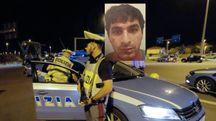 Nella foto piccola Arnaut Mustafa, fermato con l'accusa di aver violentato una ragazza