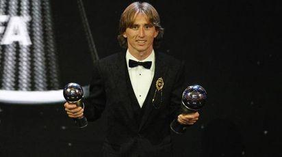 Fifa, Modric miglior giocatore 2018. Tutti i premiati
