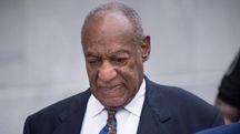 Bill Cosby, rischia 10 anni di carcere per aggressione sessuale (Ansa)