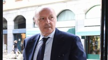 Beppe Marotta, insignito del premio di miglior manager d'Europa
