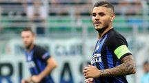 Icardi, attaccante dell'Inter (Newpress)