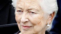 Regina Paola del Belgio (LaPresse)