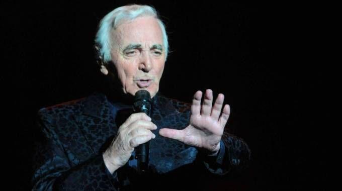 Charles Aznavour è morto a 94 anni (ImagoE)