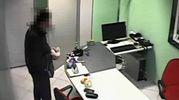 'Appalti di famiglia', il funzionario pubblico ripreso dalle telecamere