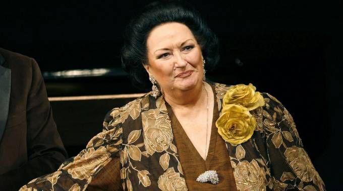Risultati immagini per Addio a Montserrat Caballé, grande voce lirica del Novecento foto