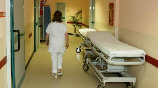 Ospedale di Fano (foto d'archivio)