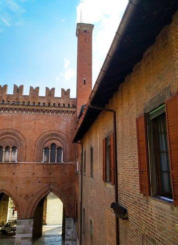Palazzo dei Mercanti a Piacenza
