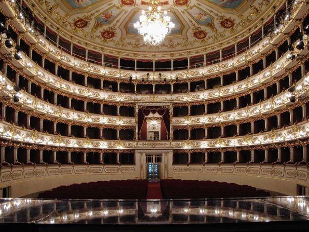 Reggio Emilia, teatro municipale Valli