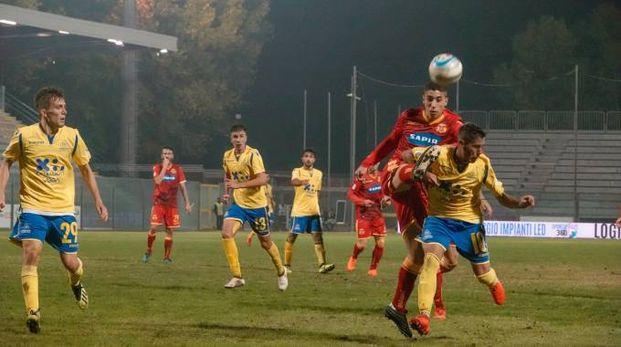 Fermana-Ravenna 0-2 (Foto Zeppilli)