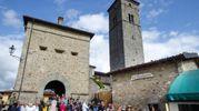 Castagnata in Piazza a Cascio