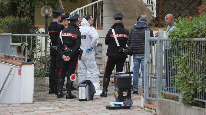 """Omicidio Cervia, il sindaco: """"Segnalare situazioni sospette"""" (Foto Zani)"""
