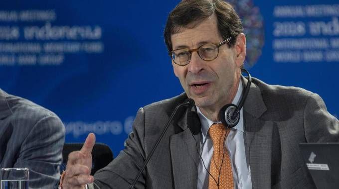 Il capo economista del Fmi, Maurice Obstfeld (Ansa)