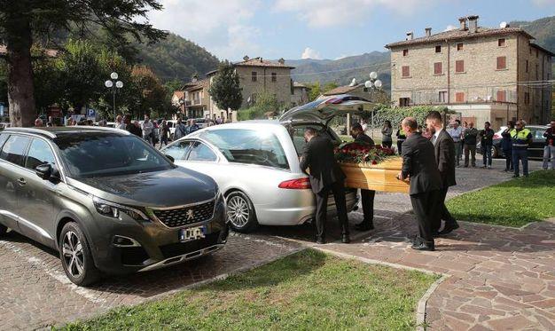 Il funerale di Mariagrazia Faggiolini (Fotoprint)