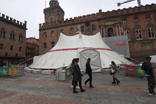 L'arte del circo si incontra a Bologna per quattro giorni (Foto Schicchi)