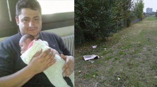 Modena: Raffaele Esposito e il luogo dell'omicidio
