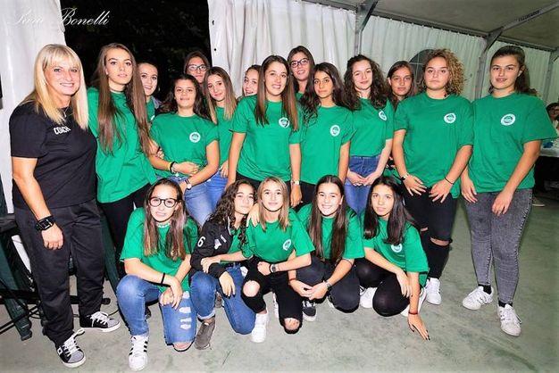 La formazione Under 15 Uisp di Faucci
