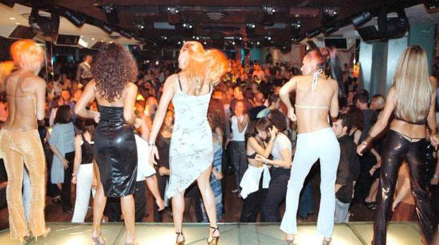 Rimini, la discoteca Paradiso venduta all'asta (foto archivio Migliorini)