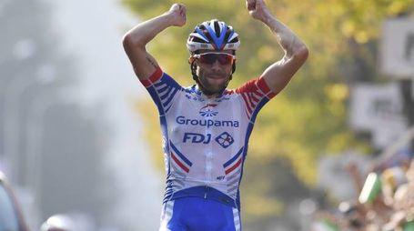 Thibaut Pinot vince il Giro di Lombardia 2018