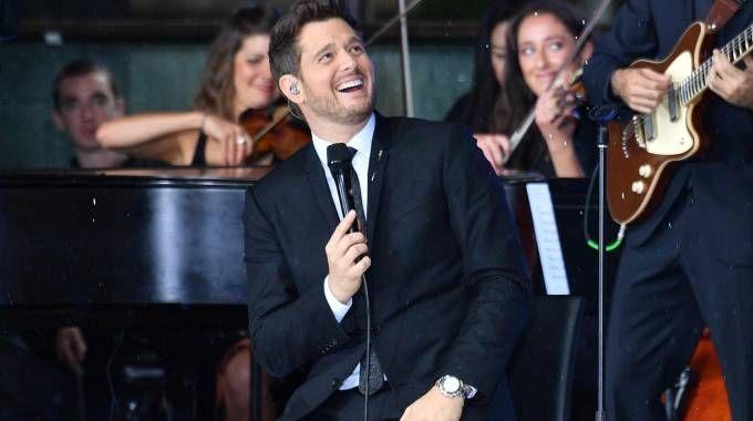 Michael Bublé (Ansa)