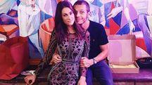 Valentino Rossi e Francesca Sofia Novello (Instagram)