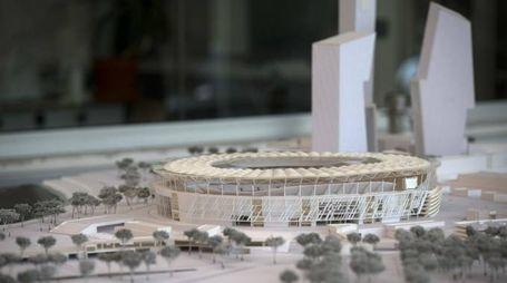 Progetto stadio della Roma (La Presse)