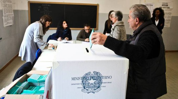 Elezioni regionali (lapresse)