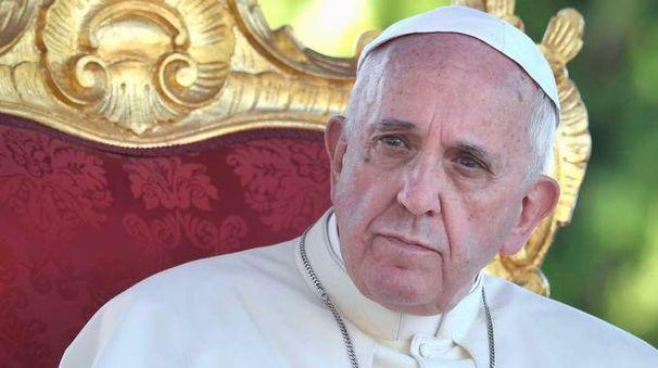 Papa Francesco (Olycom)