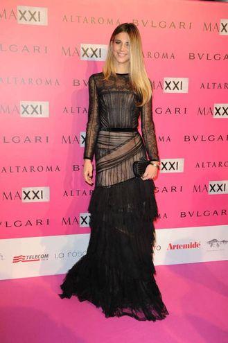 Nicoletta Romanoff (Olycom)