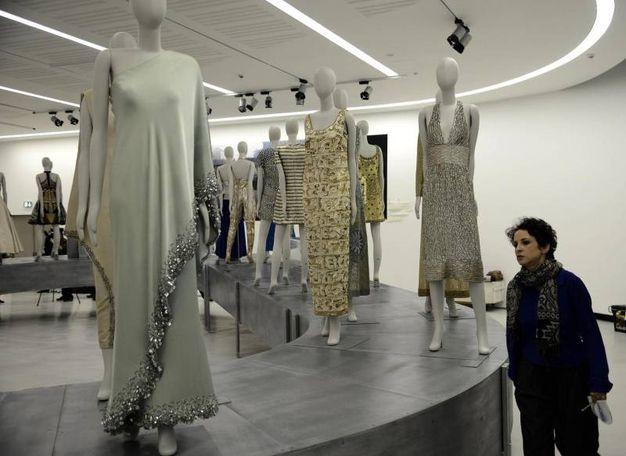 Immagini del preview della mostra (Ansa)
