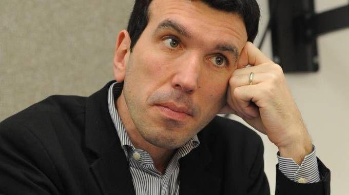 Maurizio Martina, ministro del governo Renzi